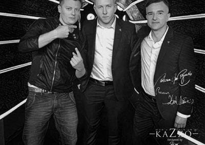 Kamil Mikuła i Grzegorz Porowski